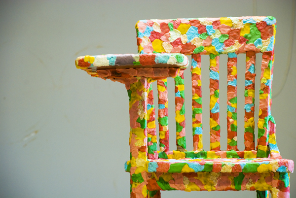 Gum Chair By Melissa Harris — Chair Blog