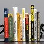Portal Bookends: For Science (Books) - Technabob