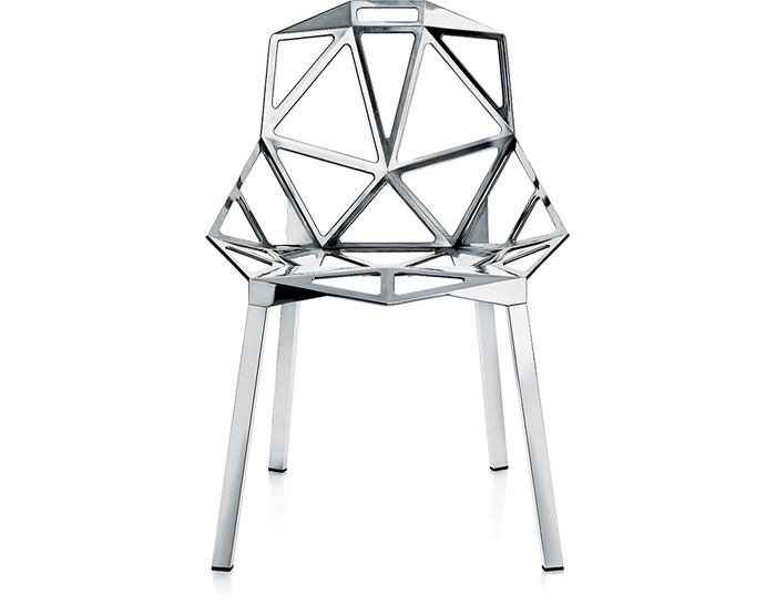 Chair One Stacking 2-pack - hivemodern.com