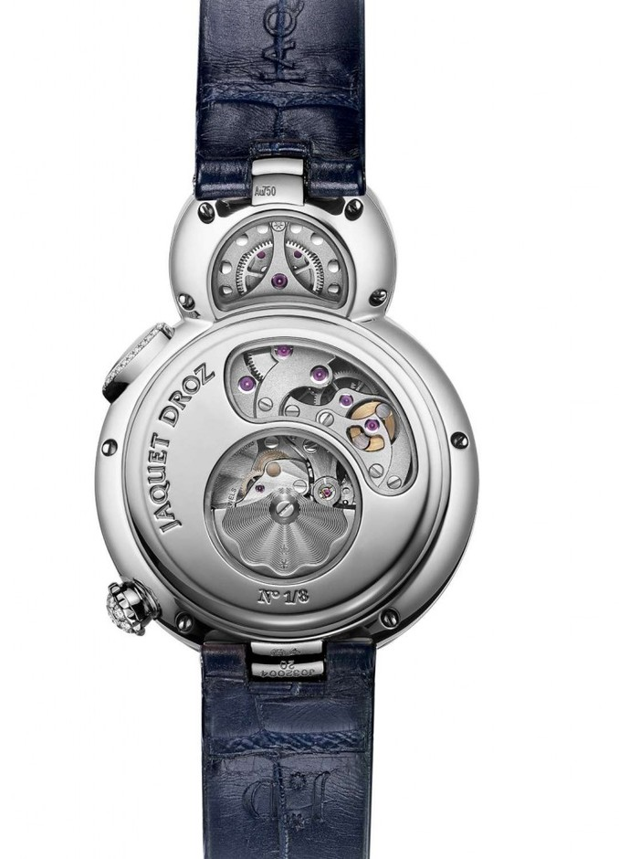 Jaquet Droz Lady 8 Flower - Time Transformed