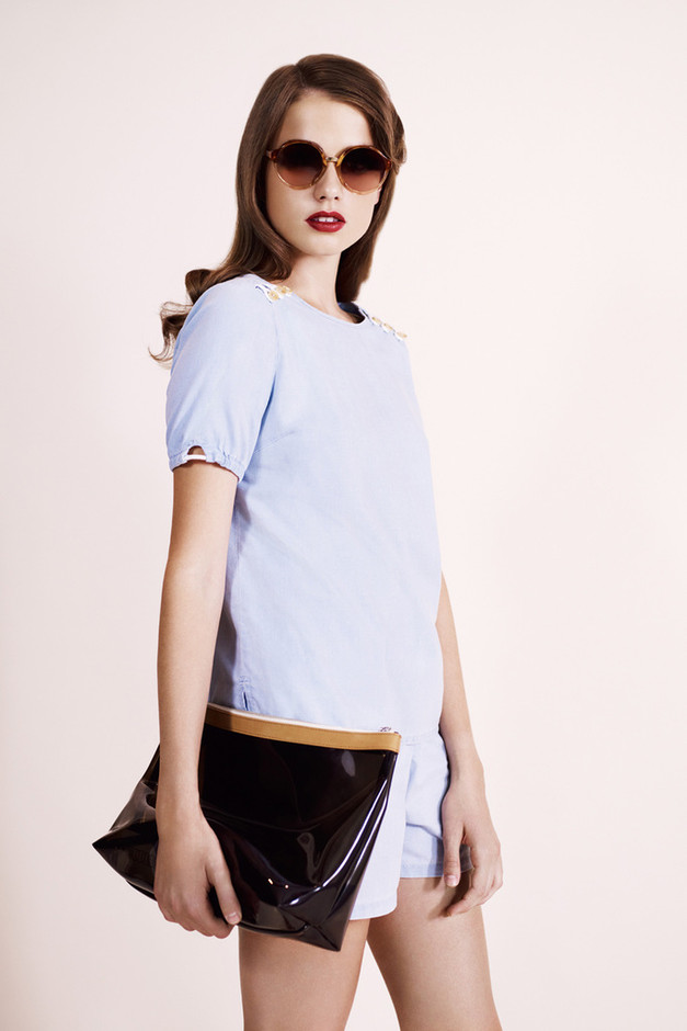A.P.C. Spring 2013 Ready-to-Wear Collection Slideshow on Style.com
