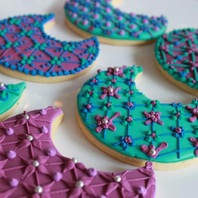 Whipped Bakeshop Philadelphia: Moroccan Moon Cookie Gift Box | Whipped Bakeshop
