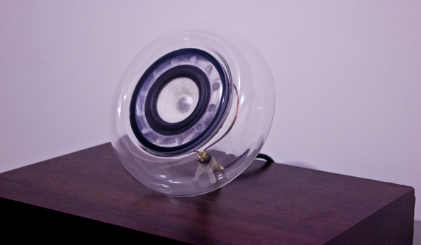 3D Printed Desktop Speaker on Behance