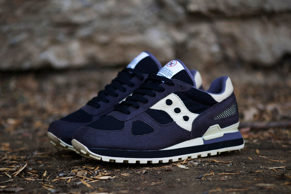 """An Exclusive Look at the BAIT x Saucony Shadow Original """"Cruel World"""" 