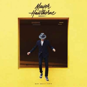 MAYER HAWTHORNE / MAN ABOUT TOWN   Record CD Online Shop JET SET / レコード・CD通販ショップ ジェットセット