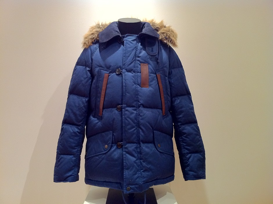 Fancy - COMME des GARCONS x The North Face Down Coat