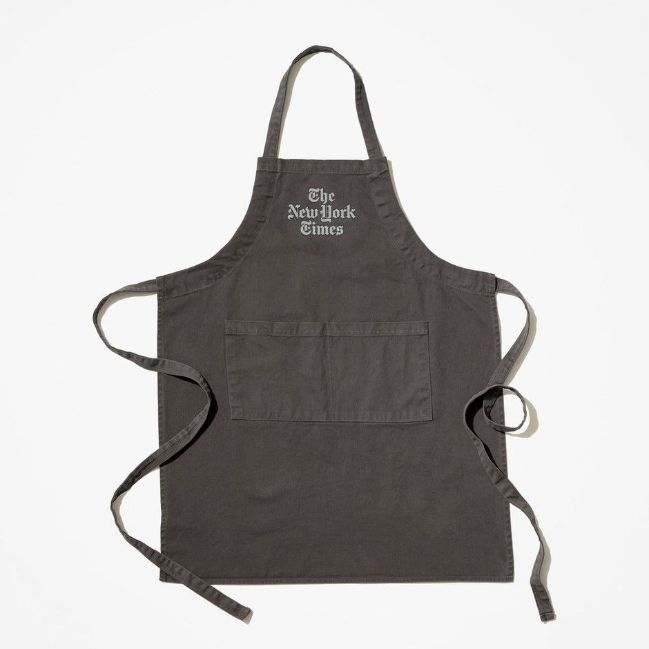 New York Times Apron – NYTStore