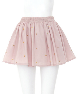 Candy Stripper ONLINE SHOP | ABOUT A GIRL CULOTTE | PINK