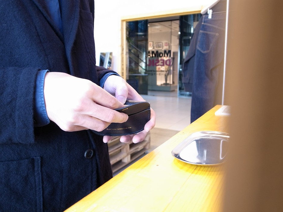 PORTER×Kaptain Sunshine NEW WALLET   1LDK NONE-DAILY LIFE IN THE DAILY LIFE