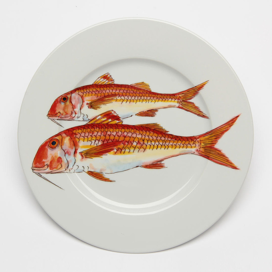 DINNER PLATE 【RED MULLET】|ホームギフト | ギフト(ギフト) | BARNEYS NEW YORK ONLINE STORE