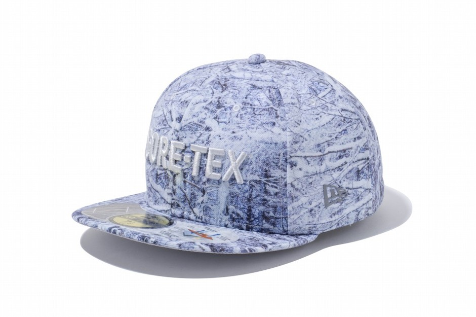 New Era Online Store (ニューエラ・オンラインストア)【OUTDOOR】 59FIFTY GORE-TEX Snow Forest(7 (55.8cm)): 59FIFTY