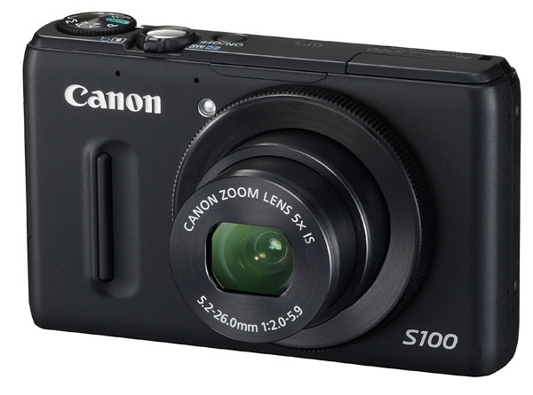 New Gear: Canon PowerShot S100 Advanced Compact Camera | Popular Photography