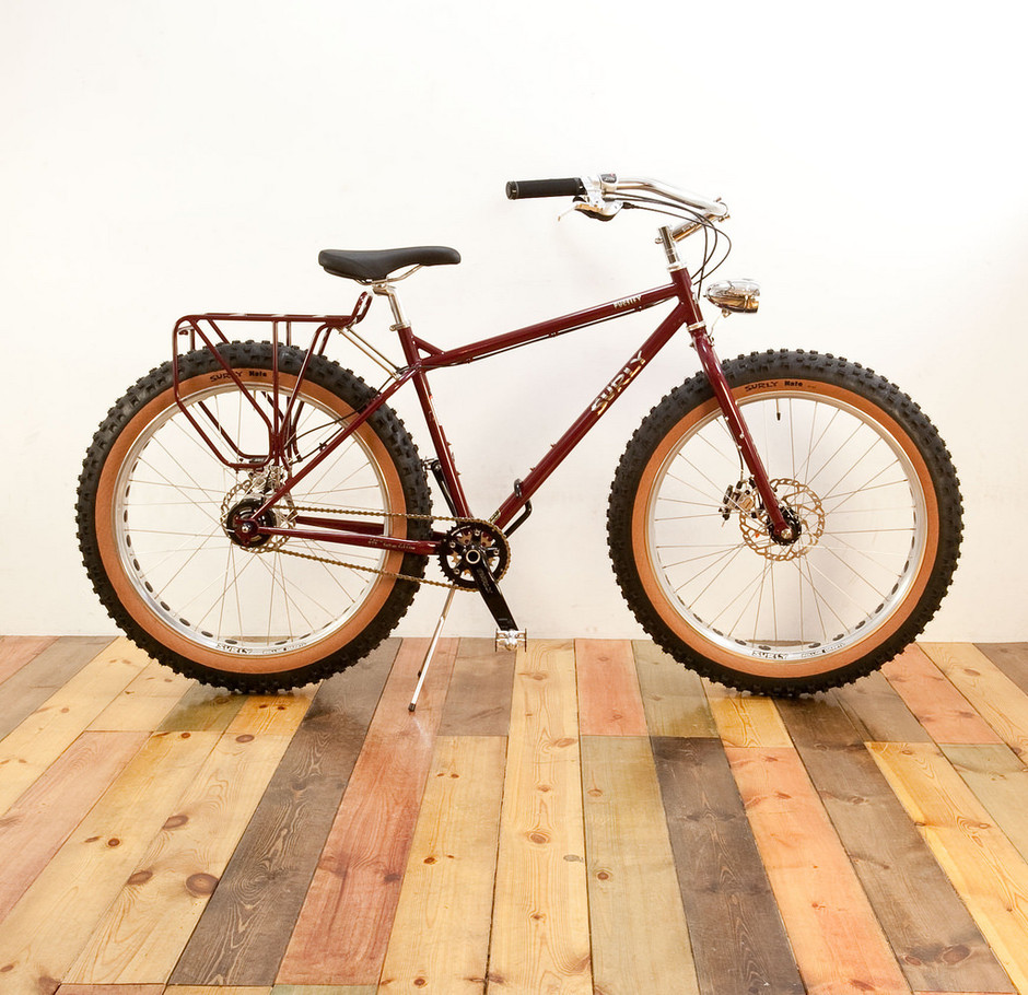 Surly Pugsley Cruiser | Flickr - Photo Sharing!