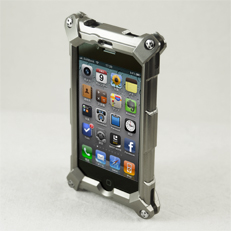 iPhone cases - Quattro for iPhone4 HD ti - FACTRON Well-being and excitement though design