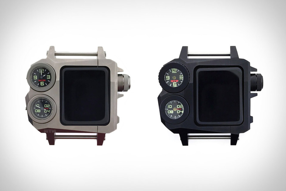 MTM Status™ Apple Watch Protection by MTM Special Ops Watches — Kickstarter