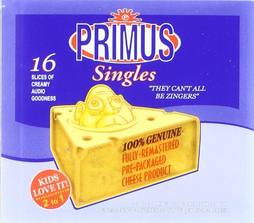 Amazon.co.jp: They Can't All Be Zingers: Best of: Primus: 音楽