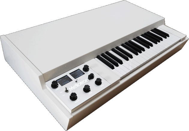 The M4000D Digital Mellotron