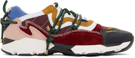 Multicolor Nayell Running Sneakers