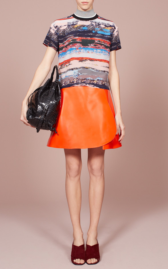 Terazzo Short Sleeve T-Shirt by Opening Ceremony for Preorder on Moda Operandi