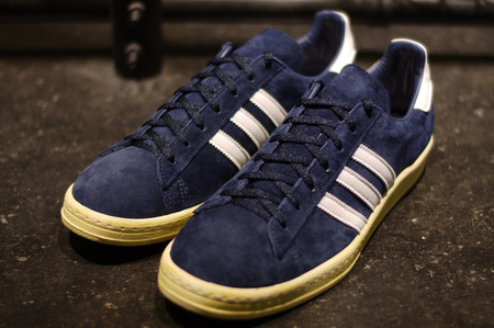 adidas Originals x Mita Sneakers Campus 80s Sneaker Pack | Highsnobiety.com