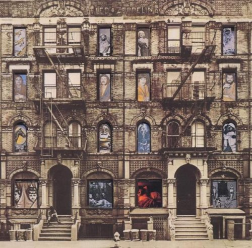 Amazon.co.jp: Physical Graffiti (Dig) (Mlps): Led Zeppelin: 音楽