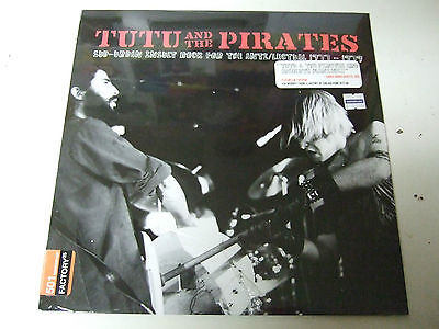 Tutu and The Pirates Sub Urban Insult Rock for The LP SEALED Mint Chicago Punk | eBay