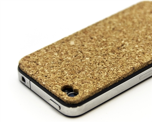 iPhone 4S Cork Board Skins, Wraps and Cases from SlickWraps