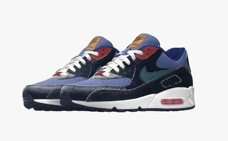 Air Max 90 By You - Patta Cords