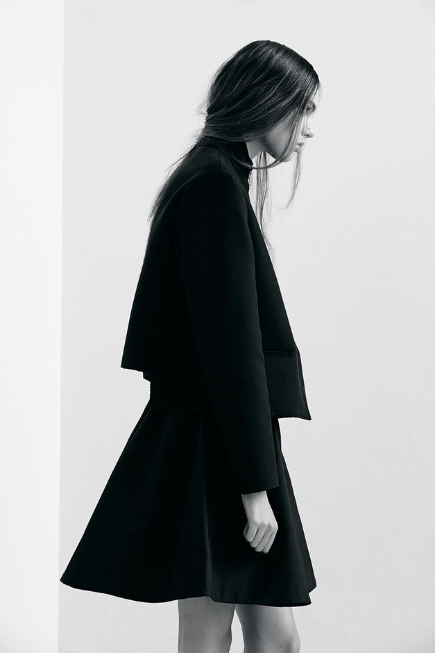 """Charlee Fraser by Daniel Gurton in """"Simple Plan"""" for Fashion Gone Rogue"""
