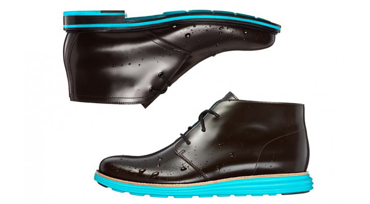 Cole Haan Waterproof & Reflective Cooper Square and Lunargrand Chukkas - sneaker resource