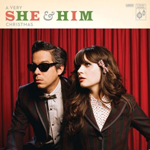 SHE & HIM / A VERY SHE & HIM CHRISTMAS | Record CD Online Shop JET SET / レコード・CD通販ショップ ジェットセット