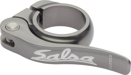 Salsa Flip-Lock Seat Collar V2 > Components > Seatposts > Seatpost Clamps | Jenson USA