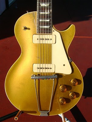 Vintage Guitarz: 1952 Gibson Les Paul Gold Top