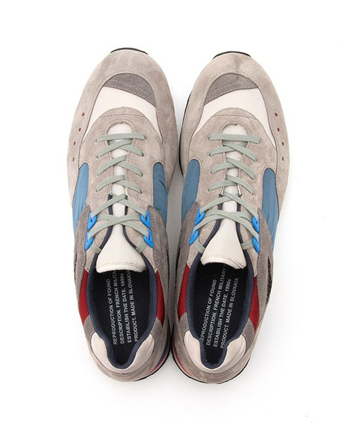 International Gallery BEAMS(インターナショナルギャラリー ビームス) - 【予約】REPRODUCTION OF FOUND / 1990s French Trainer(スニーカー)|ビームス公式通販[BEAMS Online Shop]