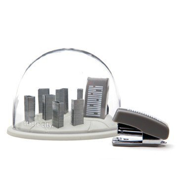 Gifts for coworkers that will add fun to the office! Monkey Business®-Staple City