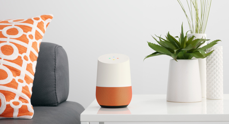 Google Home – Made by Google