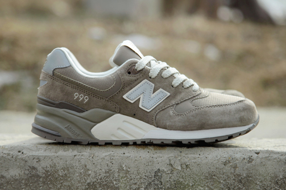 "New Balance 999 ""Grey"" 