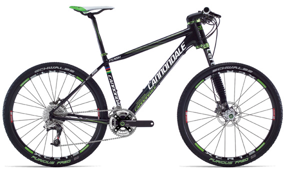 2011 Cannondale FLASH ULTIMATE