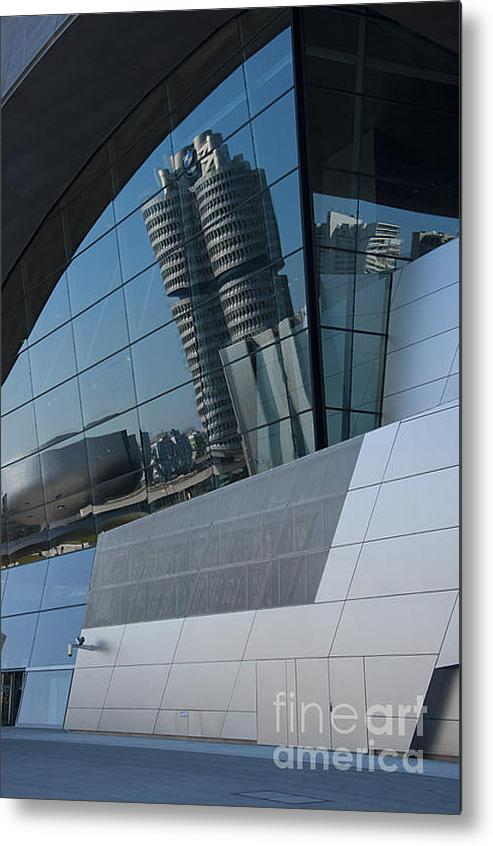 Bmw Hq Metal Print By Andrew Michael