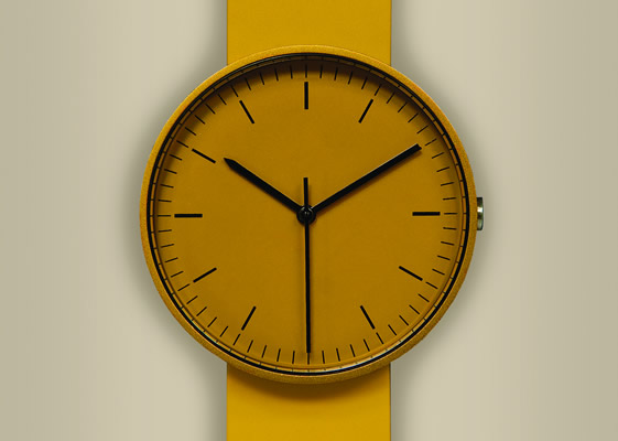 Wrist Watch by Uniform Wares | We Heart; Lifestyle & Design Magazine