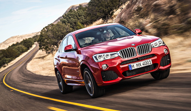 Gallery|X6につづくクーペライクなSUV「X4」登場|BMW | Web Magazine OPENERS - BMW