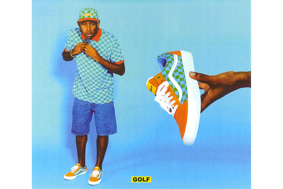 round about: Golf Wang and Vans Unveil Latest Old Skool Collaboration