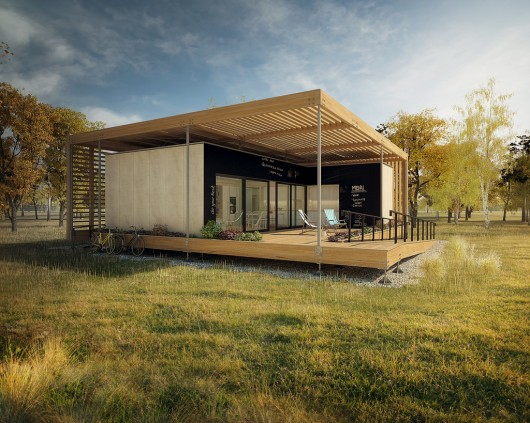 Solar Decathlon 2013: Czech Technical University Wins Architecture Contest, Places Third Overall | ArchDaily