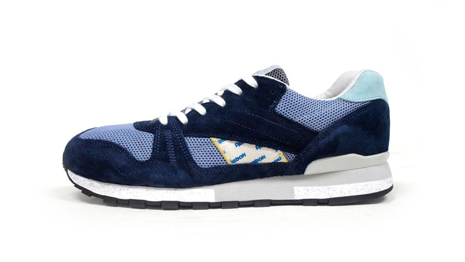 """GS PHASE II """"GARB STORE"""" """"LIMITED EDITION"""" NVY/BLU/WHT/GRY リーボック Reebok 