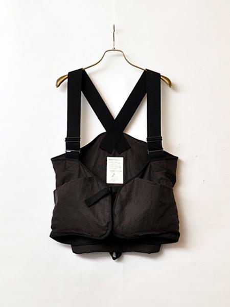 BANKPACK VEST - 【MODERATE GENERALLY-モデレイトジェネラリー】【SUNVELOCITY-サンヴェロシティ-】正規代理店(BEDWIN.COOTIE.COREFIGHTER.DELUXE.SASQUATCH fabrix.RATS)