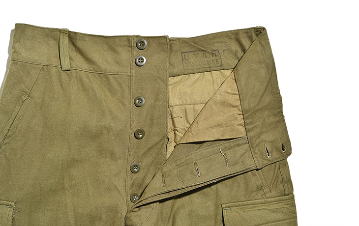 Deadstock/French Army M47 Trousers 前期