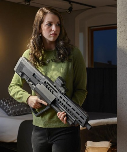 IWI US Introduces the TAVOR TS12, Their First Bullpup Shotgun - Soldier Systems Daily
