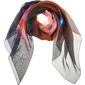 Christopher Kane Orion Silk Scarf - Polyvore