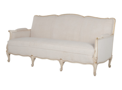 VINTAGE SOFA | fall flea market | FLEA | Jayson Home