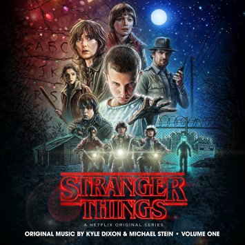 Kyle Dixon & Michael Stein - Stranger Things, Vol. 1 (A Netflix Original Series Soundtrack) - Amazon.com Music